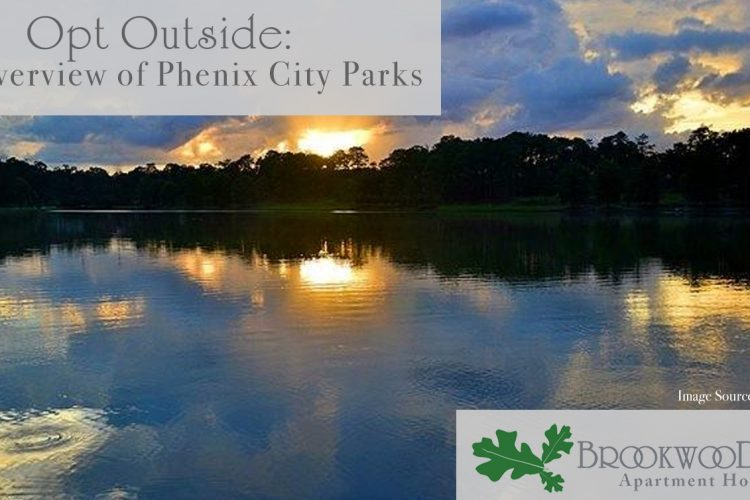 Opt Outside: An Overview of Phenix City Parks