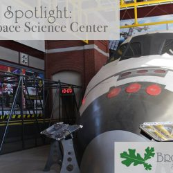 Coca-Cola Space Science Center