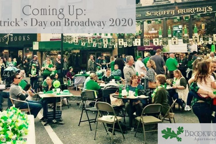 Coming Up: St. Patrick's Day on Broadway 2020