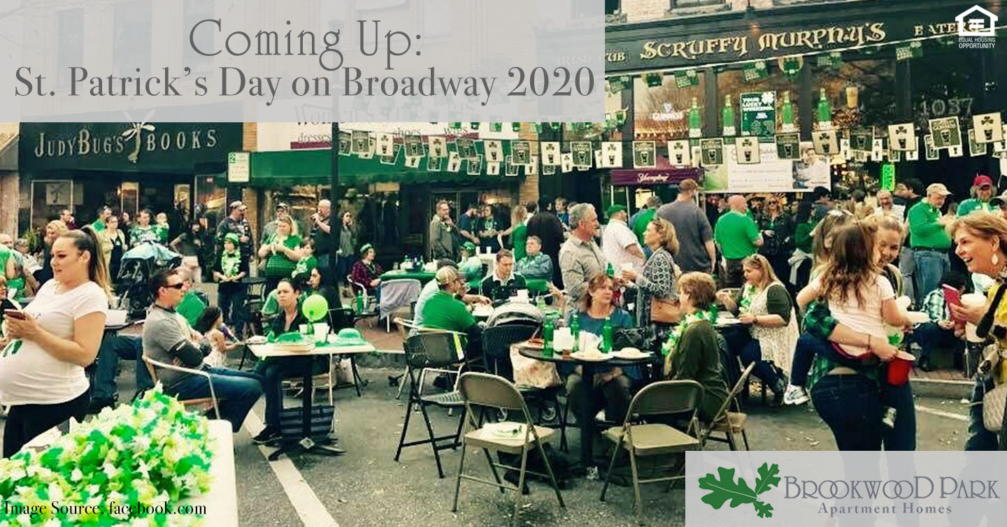 St. Patrick's Day on Broadway 2020