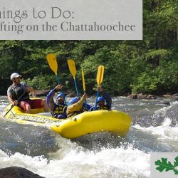 Whitewater Rafting on the Chattahoochee