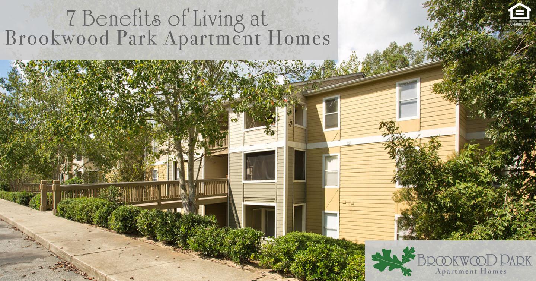 Benefits of Living at Brookwood Park Apartment Homes